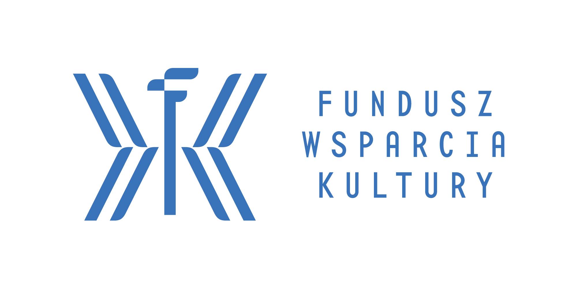 Logotyp Funduszu Wsparcia Kultury